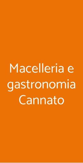 Macelleria E Gastronomia Cannato, Napoli