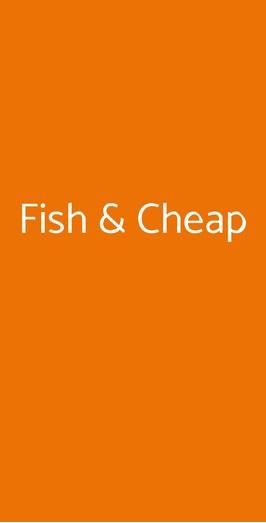 Fish & Cheap, Napoli