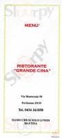 Grande Cina, Pordenone