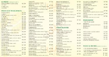 Pizzeria Dei Desideri, Medicina