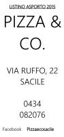 Pizza & Co., Sacile
