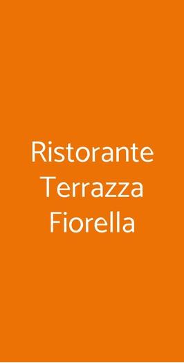 Ristorante Terrazza Fiorella, Massa Lubrense