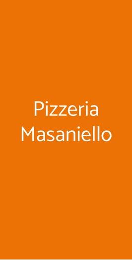 Pizzeria Masaniello, Somma Vesuviana