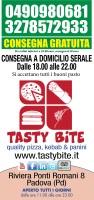 Tasty Bite, Padova