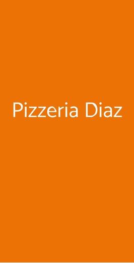 Pizzeria Diaz, Portici