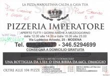 Imperatore, Modena