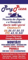 Pony Pizza Cassia, Roma