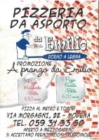 Da Emilio, Modena