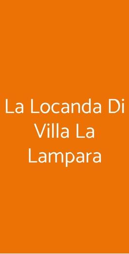 La Locanda Di Villa La Lampara, Giugliano in Campania
