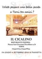 Il Cicalino, Terni