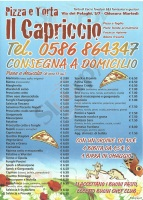 Il Capriccio, Livorno