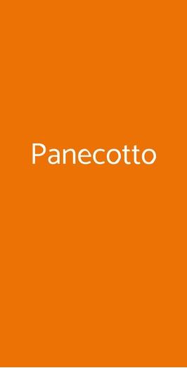 Panecotto, Matera