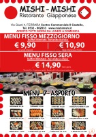 Mishi Mishi - Ferrara, Ferrara