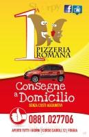 1° Pizzeria Romana, Foggia