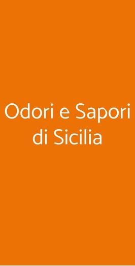 Odori E Sapori Di Sicilia, Agrigento