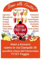 Siamo Alla Frutta, Foggia