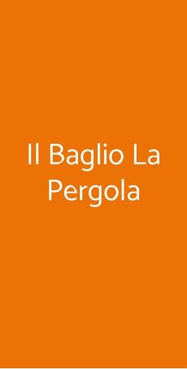 Il Baglio La Pergola, Ragusa