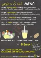 Green & Go, Livorno