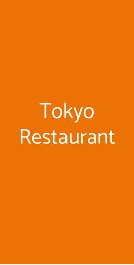 Tokyo Restaurant, Torino