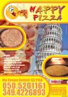 Happy Pizza, Pisa