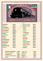 Orient Express, Bari