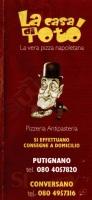 La Casa Di Toto' - Putignano, Putignano