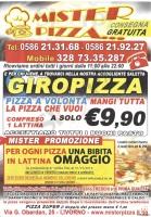 Mister Pizza, Livorno