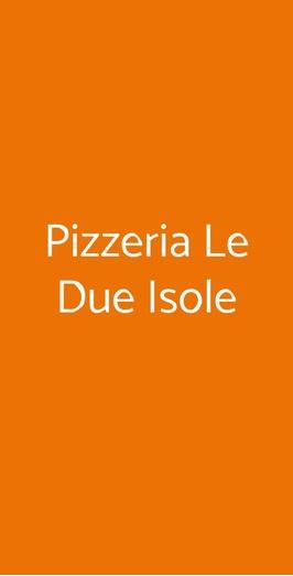 Pizzeria Le Due Isole, Torino