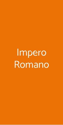 Impero Romano, Piverone