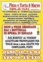 Pizza E Torta 8 Marzo, Livorno