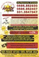 Pony Pizza Coteto, Livorno