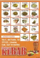 Shahzad Kebab, Livorno