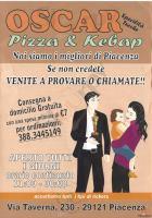 Oscar Pizza E Kebab, Piacenza