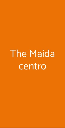 The Maida Centro, Crotone