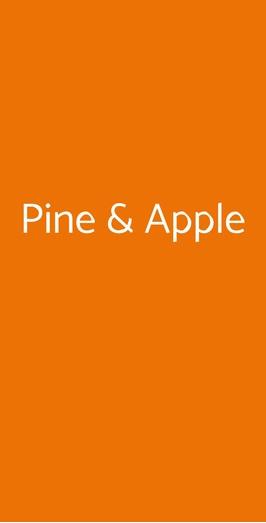 Pine & Apple, Firenze