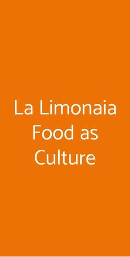 La Limonaia , Torino