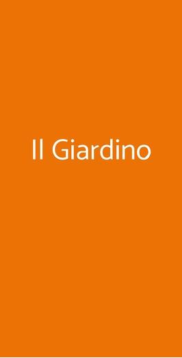 Il Giardino, Firenze
