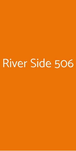 River Side 506, Torino