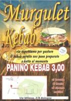 Murgulet Kebab, Bologna