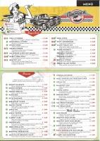 America Graffiti Diner Restaurant , Modena