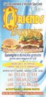 Friends Burger, Bologna