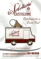 La Sorbetteria Castiglione, Via Murri, Bologna
