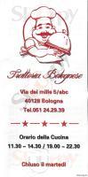 Trattoria Bolognese, Bologna