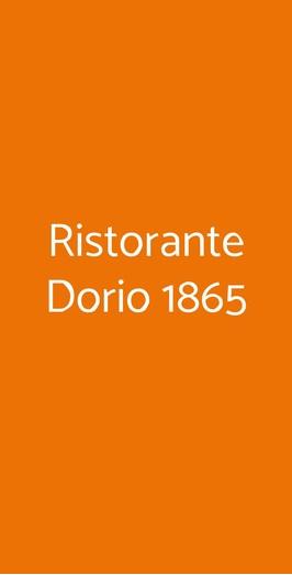 Ristorante Dorio 1865, Vigodarzere