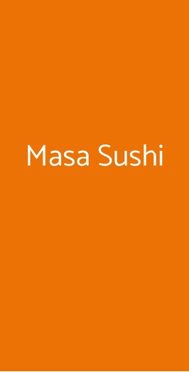 Masa Sushi, Padova