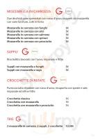 G Italian Street Food, Padova