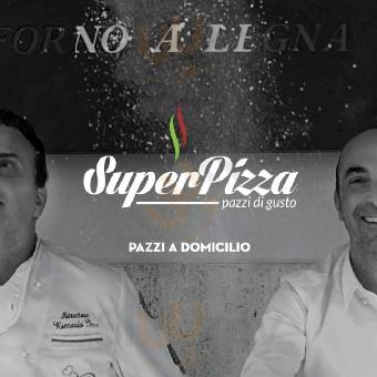 Super Pizza Andria menù 1 pagina