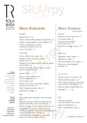 Tola Rasa, Padova