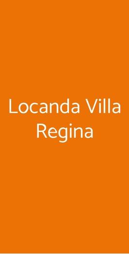 Locanda Villa Regina, Grantorto