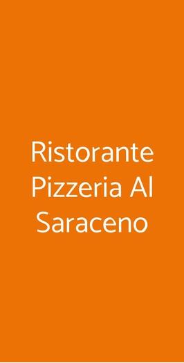 Ristorante Pizzeria Al Saraceno, Padova